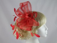  Headpiece in Red
